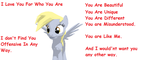 Why I Love Derpy. by Valforwing