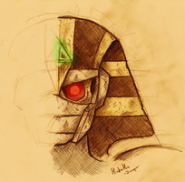 Pharaohman by Tufsing