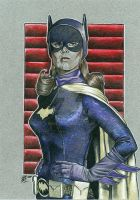 Color - Batgirl by prmedia