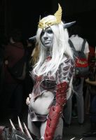 Cosplay Dark Elf Lineage II by LaraValentine