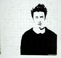 Puzzle - Donghae by fishydotlove