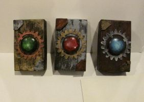 Steampunk Box by eldon14