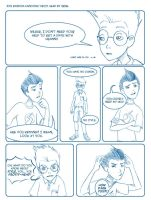 MTR fancomic: Frosty head by Irrel