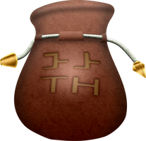 OOT Bullet Bag [50] by BLUEamnesiac