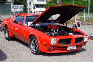 Pontiac Firebird Trans Am by luis75