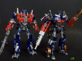 The Best Voyager Movie Primes by Unicron9
