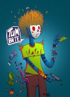 Tumbate color by Matarel