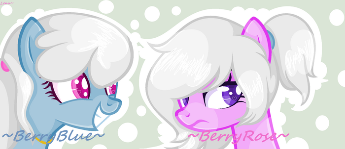.:Request#22:. Berry Sisters! //+SP!! by XxRedDevil12xX