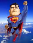 SUPERMAN by Sturby