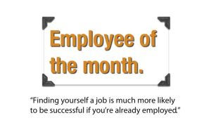 Employee of the month by tsarkon