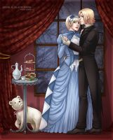 APH - Yes, My Lady - COM by alatherna