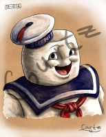Stay Puft by LunaKitty2006