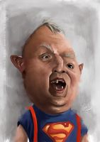 Slot - The Goonies by endarte