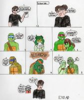 TMNT_Reactions to Sweeney Todd by DNLnamek01