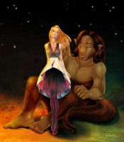 Beauty and the Beast by palnk