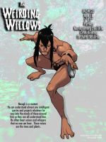 WEIRDING WILLOWS Mowgli by DeevElliott