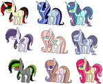 Music adopts by Queen-of-the-Dots