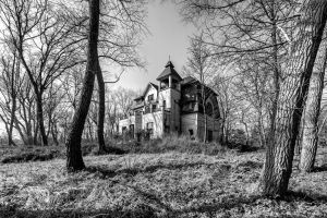 chateau Vanille by BramvdZPhotography