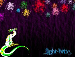 Lite-Brite (MTT Adoption Contest #48) by April-Cakes
