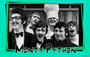 Monty Python_2 by Lisa-with-sax