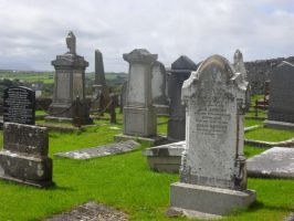 Tombstones by GothicaWay