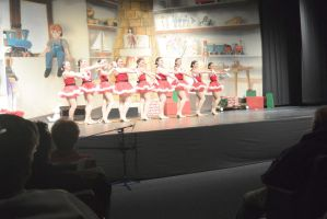 Dance Company Christmas Show,Santa's Tap Girls8 by Miss-Tbones