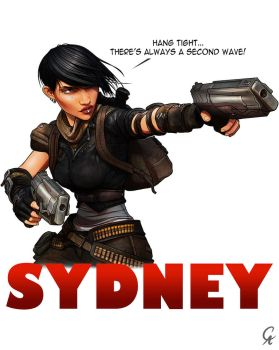 Sydney - Fallout 3 by CamBoy
