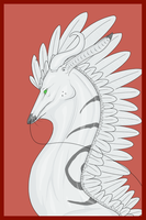 130 Dragons: 6 - Dragon Lace by MasiaStripes
