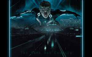 Tron Legacy Wallpaper by GiLLi-GaN