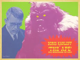 SFS: The Ape by Hartter