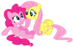 Pinkie Shy by adcoon