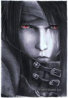.: Vincent Valentine :. by akakaaykay