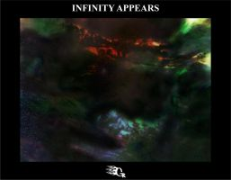 Infinity Appears by GabeRios