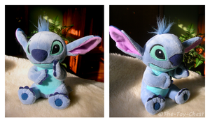 Stitch Mini Bean Bag Plush by The-Toy-Chest