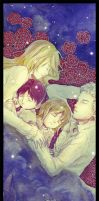 Bookmark: Family by yama30