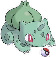 Bulbasaur - Ken Sugimori style by pokesafari