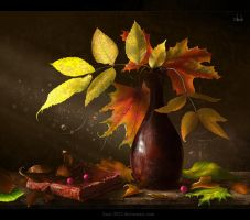 Leaves by Azot2014