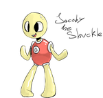 Jacoby the shuckle! by Pencil-snap