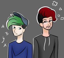 Septiplier Away! by cherry06716