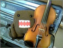 Will Play For Domo... by KawaiiChibiKitsune