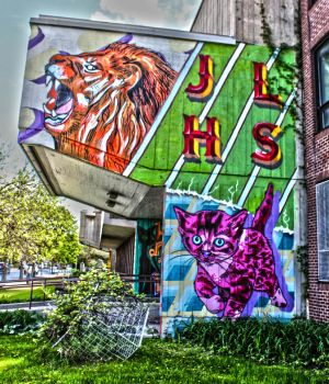 Home of the Lions by Kitteh-Pawz