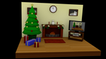 LPW Christmas contest WIP 2 not papercraft by thepapercraftcouple