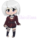 ShiroHana [Commission] by xXSilver146Xx