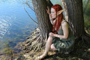The Elf 03 by KittyTheCat-Stock