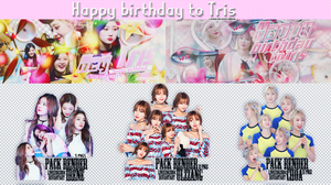 [04112016] Happy birthday to Tris by linh21062004