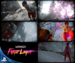 Fetch Infamous First Light Snaps by PawFeather