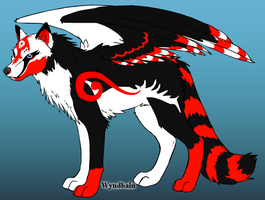 New Character: Red by Shadowdannie