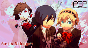 Persona 3 Portable Backloggery by Rarutos