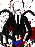 slenderman??? by chang05hana