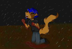 Blood and Rain by skookum
